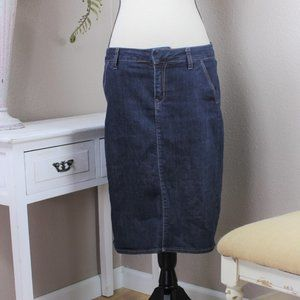 ON Jean Skirt NWOT